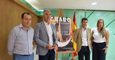 Presentada la 21ª edición del Festival Villa de Guaro que se celebrará el 8 y 9 de septiembre
