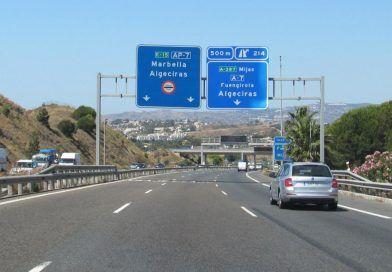 Diez heridos en dos accidentes ocurridos esta mañana en Málaga y Torremolinos