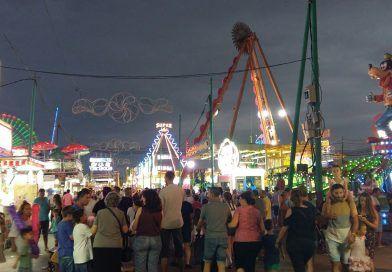 El 112 Andalucía gestiona 343 incidencias durante la Feria de Málaga