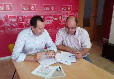 Ruiz Espejo se compromete a impulsar escuelas de formación socialista en todas las comarcas