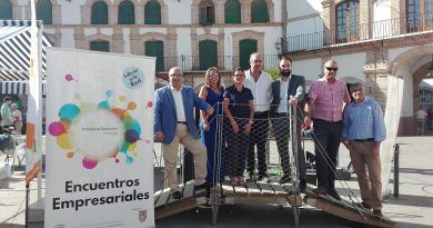 Archidona acoge los Encuentros Empresariales 'Súbete a la Red´'