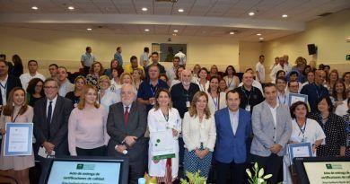 El Hospital de Antequera, primer centro hospitalario del SAS en conseguir el sello de calidad en nivel óptimo