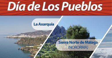 Tívoli dedica el domingo 22 a los pueblos de Málaga
