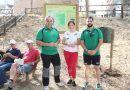 La Diputación pone en marcha tres nuevos senderos en Pizarra con una inversión de casi 11.500 euros