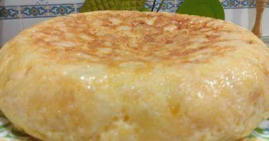 La receta más famosa y española llega a 'Mi Cocina' …. Tortilla Española