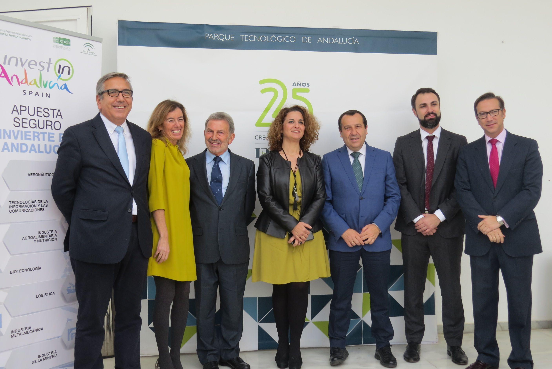 Aumenta la confianza de las empresas extranjeras en Málaga como destino de inversiones en este año 2017