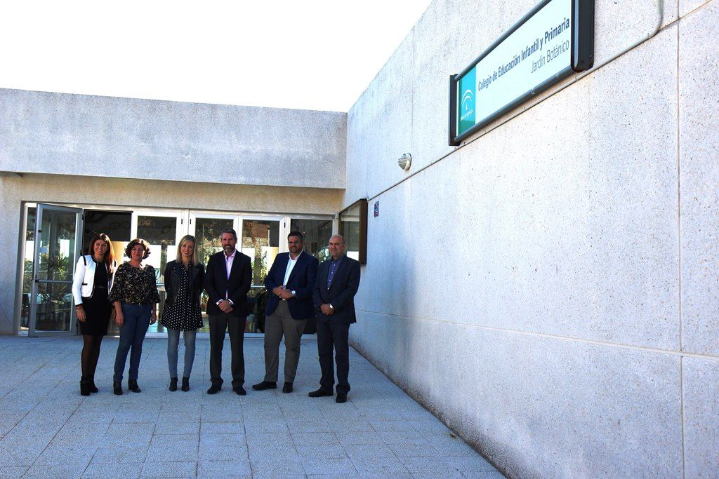Se invierten cerca de 11 millones en las infraestructuras escolares de Fuengirola y Mijas