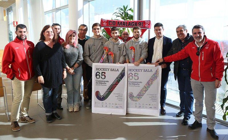 Rincón de la Victoria acogerá el 65º Campeonato de España Absoluto de hockey sala masculino
