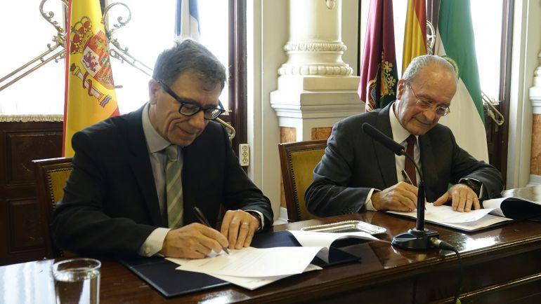 El Pompidou garantiza su presencia en Málaga hasta 2025