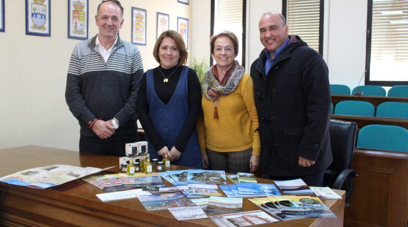La Costa del Sol Axarquía acude a la Feria de Turismo de San Sebastián para cerrar visitas programadas a la comarca