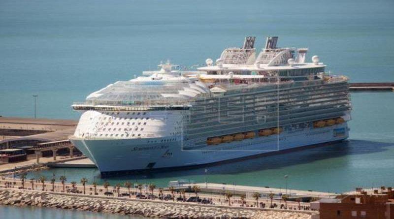Crecen un 17 % los cruceristas de lujo en Málaga y ya son el 25 % del total
