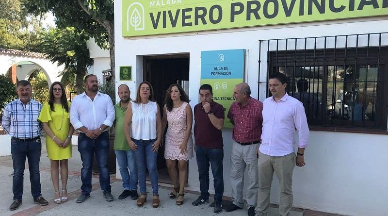 Las Rutas de los Puentes conectará a siete municipios de la axarquía malagueña