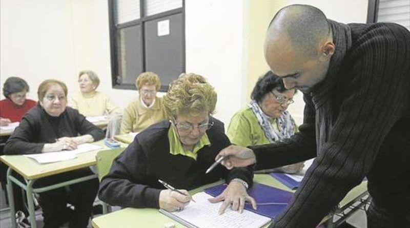 matriculación de educación permanente en málaga