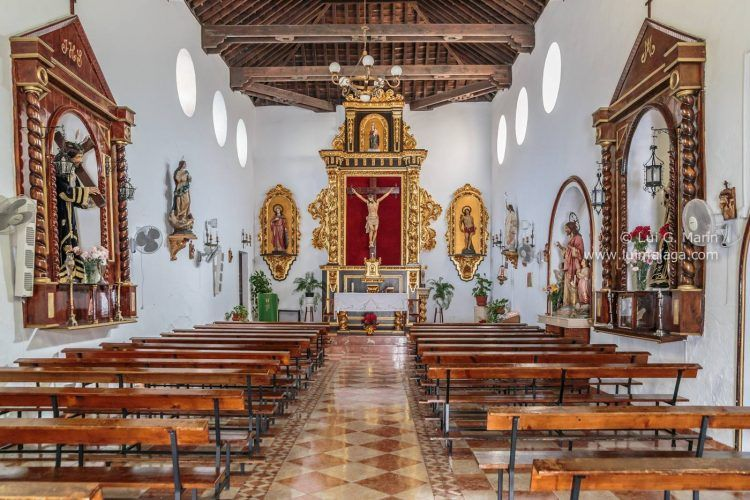 Iglesia Santa Catalina Mártir, Arenas
