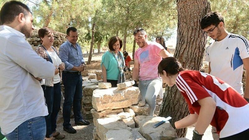 campos voluntariado juvenil, andalucia