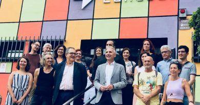 La temporada escénica del Teatro Cánovas comienza con 25 compañías andaluzas