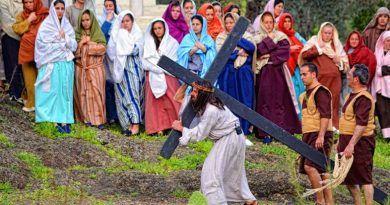 La Semana Santa más peculiar y popular que se celebra en los pueblos de Málaga