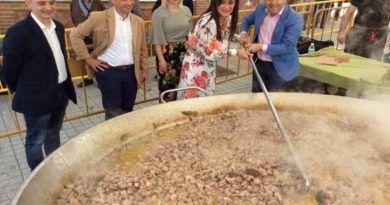 La Junta destaca que la Feria del Pavo de Cañete la Real se consolida ya como atractivo turístico
