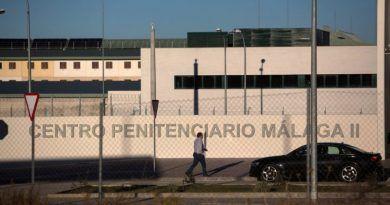 Llegan los 200 primeros presos a la nueva cárcel de Archidona