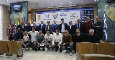 Más de 200 futbolistas veteranos disputarán en Alameda la Liga Solidaria Zona Sur el próximo sábado 7 de abril