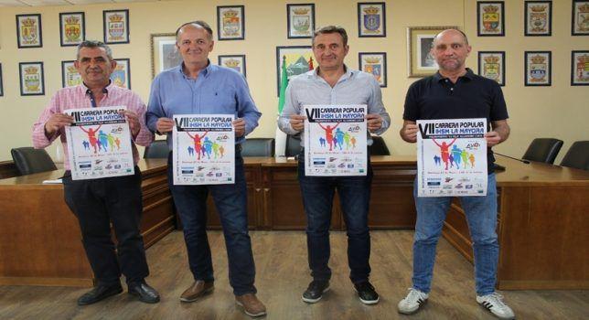 Algarrobo acoge este domingo la VI Carrera Popular La Mayora a beneficio de la Asociación Autismo Málaga @ Algarrobo
