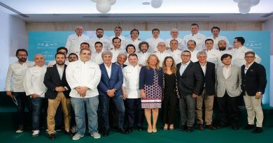 El proyecto solidario 'Chefs&Kids' reúne hoy en Marbella a más de una veintena de grandes chefs españoles