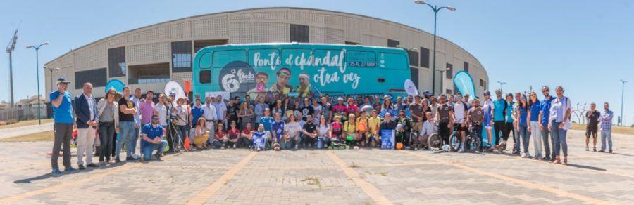 La Fiesta del Deporte vuelve a Málaga en mayo y ya van seis ediciones @ Varios puntos geográficos diferentes de la ciudad