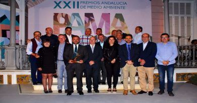 La Junta premió a la Mancomunidad de municipios de la Sierra de las Nieves en el Día del Medio Ambiente (5 de junio)