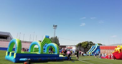 El Área de Deportes de Ronda celebra la clausura de las escuelas municipales con una gran fiesta