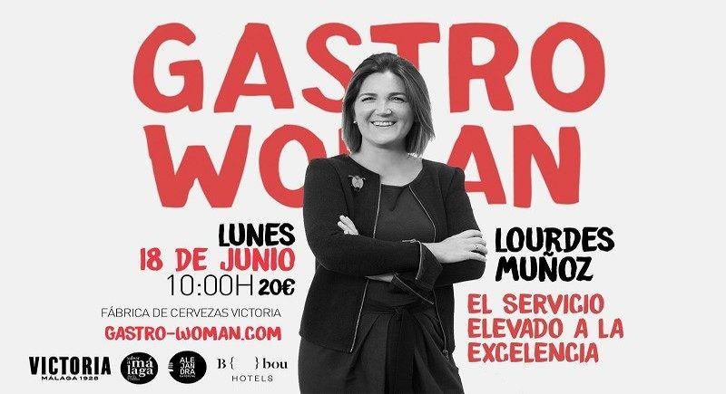 Sabor a Málaga colabora con GastroWoman, un encuentro del sector hostelero y que resalta el papel de la mujer