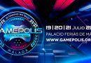 Gamepolis espera acoger a sesenta mil visitantes en Málaga