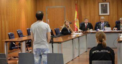 El violador de los garajes de Teatinos será condenado a 51 años de cárcel