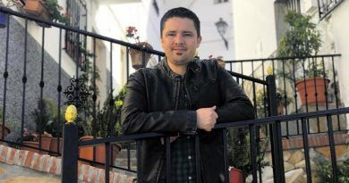 Laureano Martin, alcalde Arenas - Axarquia