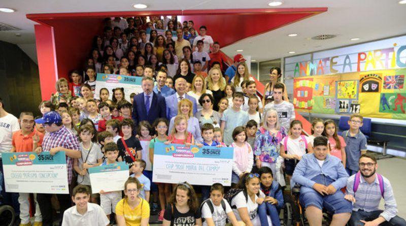 concurso escolar de la ONCE, educación