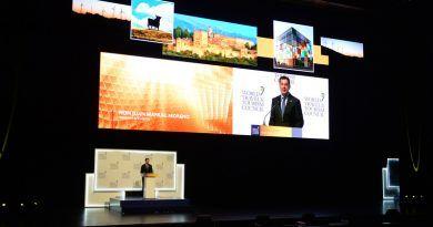 cumbre mundial de turismo, andalucía