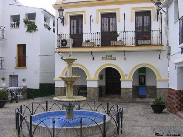 Arenas, Axarquia
