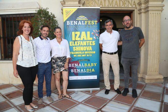 Benalfest, un festival indie que traerá a Izal y Elefantes en su primera edición @ Benalmadena pueblo