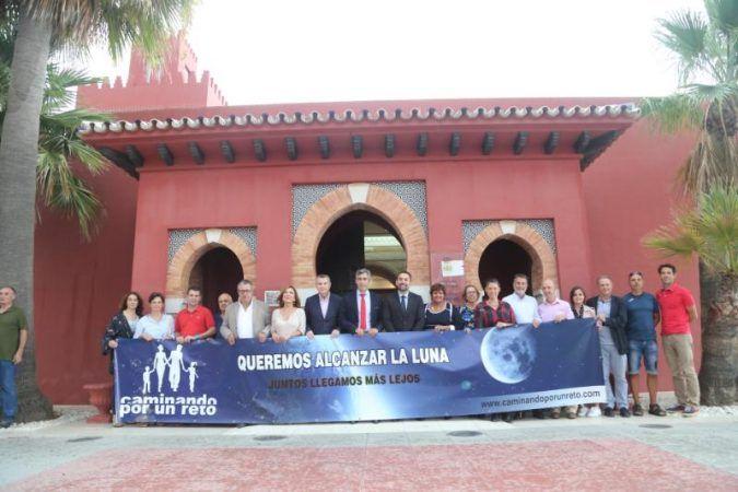 'CAMINANDO POR UN RETO' llega a su cuarta edición como movimiento globalizador @ Benalmadena