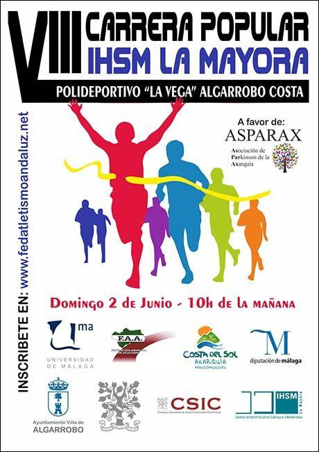 VII Carrera popular La Mayora, Axarquia