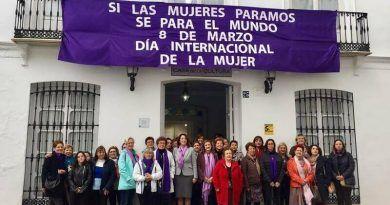 dia internacional de la mujer, alhaurin el grande