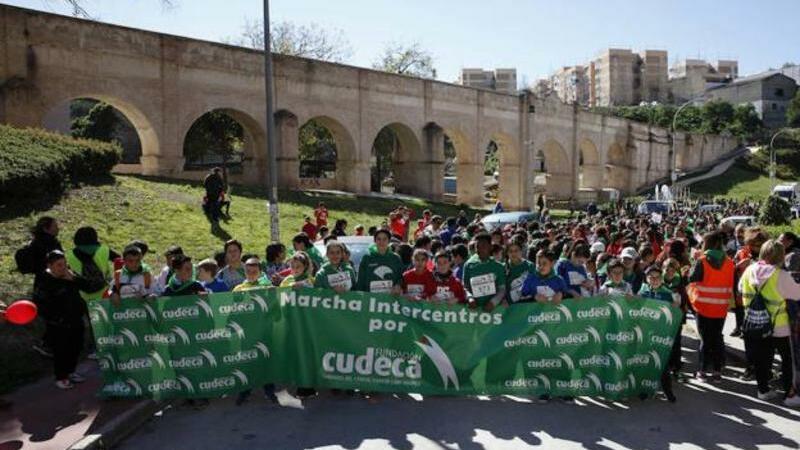 marcha solidaria fundacion cudeca, málaga