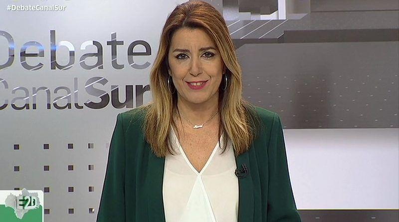 """Susana Díaz pide el apoyo para que a Andalucía """"no la frene nadie"""""""