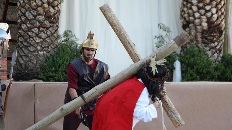 Paso de Semana Santa, Villanueva de Tapia