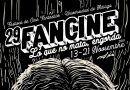 FANCINE  regresa en su 29 edición bajo el lema «lo que no mata, engorda»