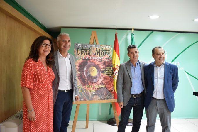 El Festival de la Luna Mora de Guaro volverá a iluminarse el 7 y 8 de septiembre @ Villa de Guaro