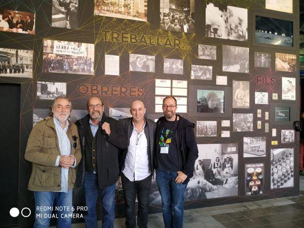 encuentro de jazz para profesionales de EMMA, Antequera