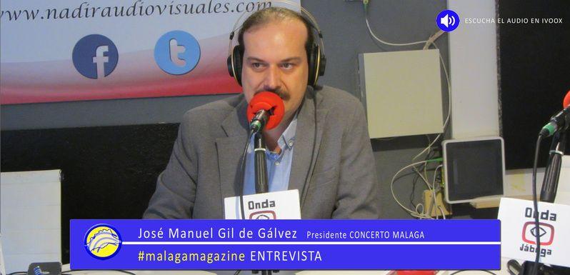 CONCERTO MALAGA, nominado a los Grammy Latinos nos visitan en Onda Jábega