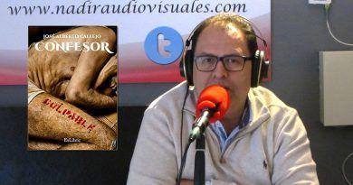 El Confesor de José Alberto Callejo, una novela en la que los lectores interactúan con personajes