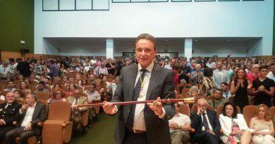 José Ortiz del PSOE, gobernará de nuevo en Torremolinos
