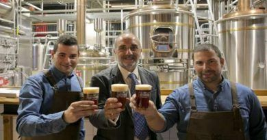 Cruzcampo crea la cerveza con cebada cultivada en olivares de Jaén, que se podrá degustar en La Fábrica